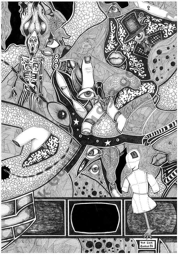 Untitled I (1993) by GORUD.deviantart.com on @deviantART