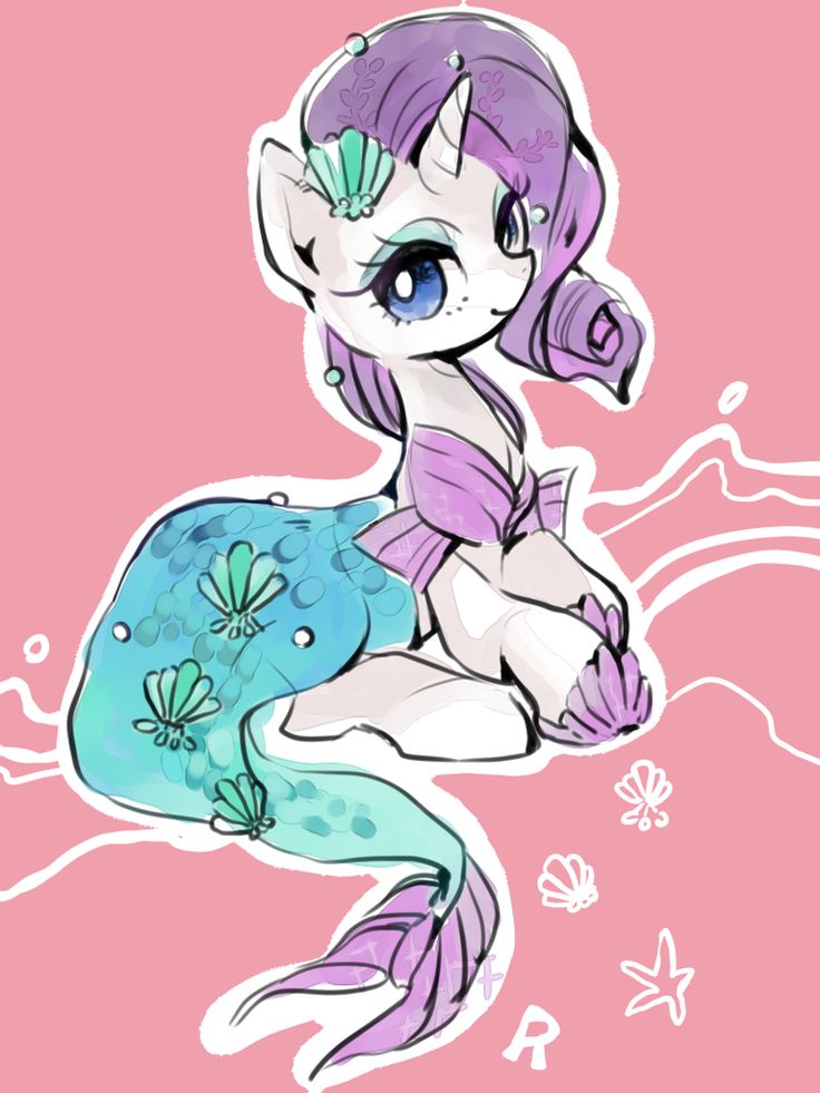 #1013310 - artist:wan, clothes, costume, mermaid, mermarity, nightmare night, nightmare night costume, rarity, safe, scare master, solo, spoiler:s05e21 - Derpibooru - My Little Pony: Friendship is Magic Imageboard