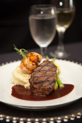 Surf and Turf Dinner  #catering #dinner #food
