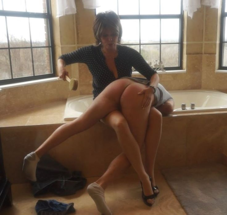 Nice cock spank the wife humiluation