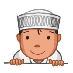 check out the Muslimin&Muslimah sticker by Enksby on chatsticker.com