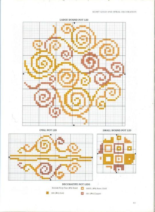 Gallery.ru / Art Nouveau Cross Stitch33.jpg - Art Nouveau Cross Stitch - lilkaaa