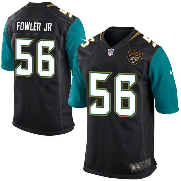 Dante Fowler Jr. Jacksonville Jaguars Nike Game Jersey - Black - $99.99