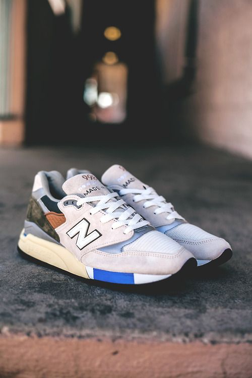 """featurelv:  New Balance x Concepts 998 """"C-Note"""" Coming Soon"""