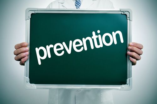 How does an empowered patient approach prevention?
