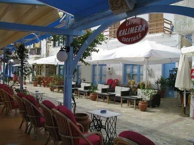 Kokkari village, Samos