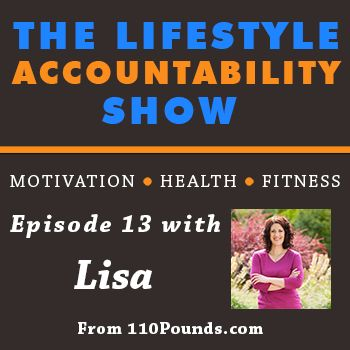 13: Lisa shares her 110  pound weight loss success story