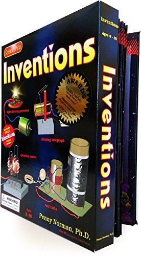 ScienceWiz  Inventions Kit >>> Continue to the product at the image link. Note:It is Affiliate Link to Amazon. #dc