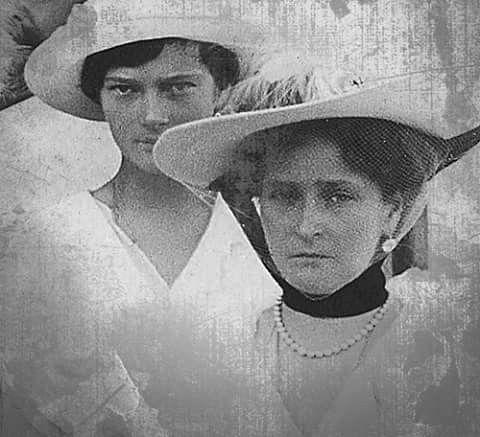 Tatiana and Alexandra.