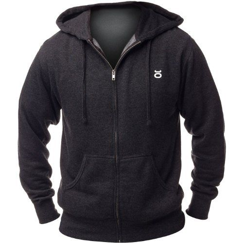 http://hotlistsports.com Jaco Tenacity MMA Hoodie - Small - Charcoal | What The Athletes are Sporting