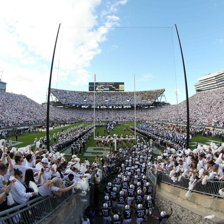 PENN STATE – FOOTBALL 2014 – Like any team, the 2014 Nittany Lions have some bright spots and some...not so bright spots on the roster. Christian Hackenberg and Jesse James are names people will know this fall. As long as the offensive line allows it, of course.