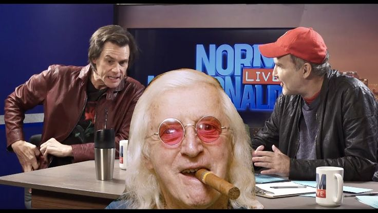 MUST SEE! THEY LIVE WHILE THE REST SLEEP! (JIM CARREY NORM MACDONALD) - YouTube
