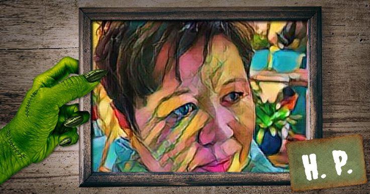 Lasse eine Hexe Dein Profilbild malen!