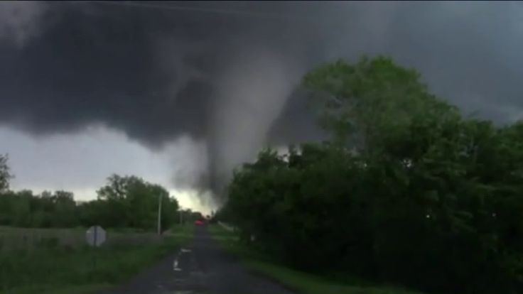 Pictures, videos of tornadoes that tore through Oklahoma May 9th ...