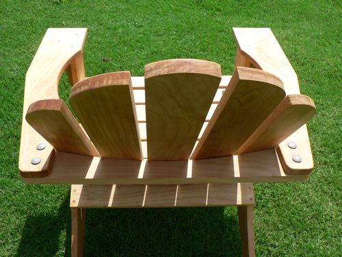 The Cape Cod Chair made from Macrocarpa timber is beautifully handcrafted - Ayke & WhatNot