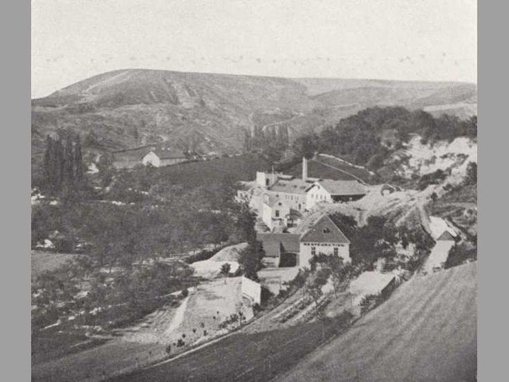 Hlubočepské údolí, 1865