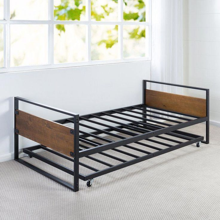 Barrett Twin Daybed With Trundle Muebles Para