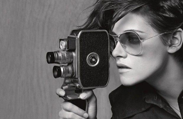 Kristen Stewart for Chanel Eyewear Spring Summer 2015
