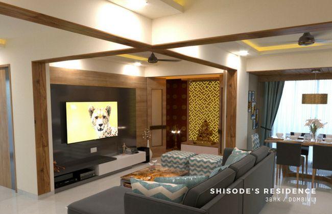Shisode S Residence 3bhk Navi Dombivli Dream House Rooms