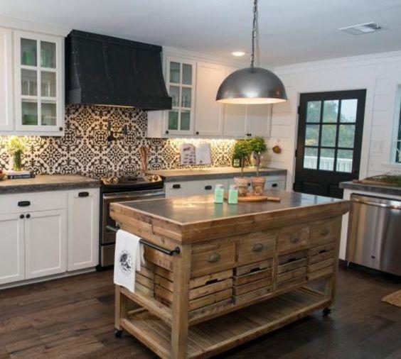 Fixer Upper Kitchen Backsplash: Best 25+ Grey Wood Floors Ideas On Pinterest