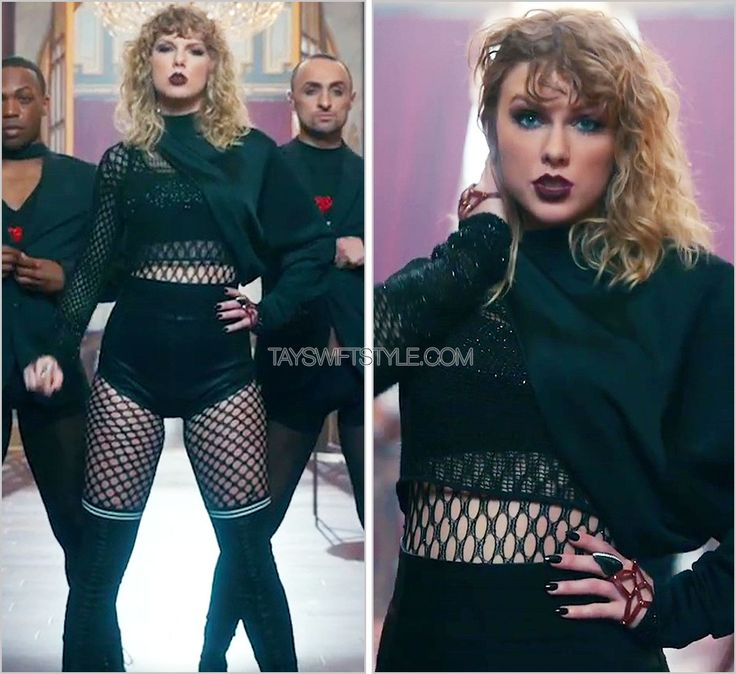 """""""Look What You Made Me Do"""" music video 