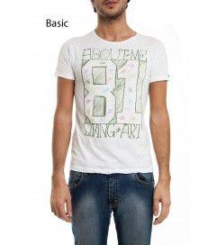 T-shirt  stampa 81