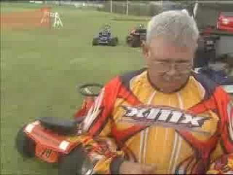 Lawn Mower Racing With Images Texas County