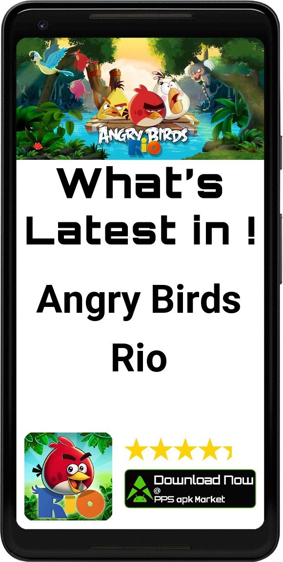 Angry Birds Rio Game - Free Offline Download | Arcade Games for