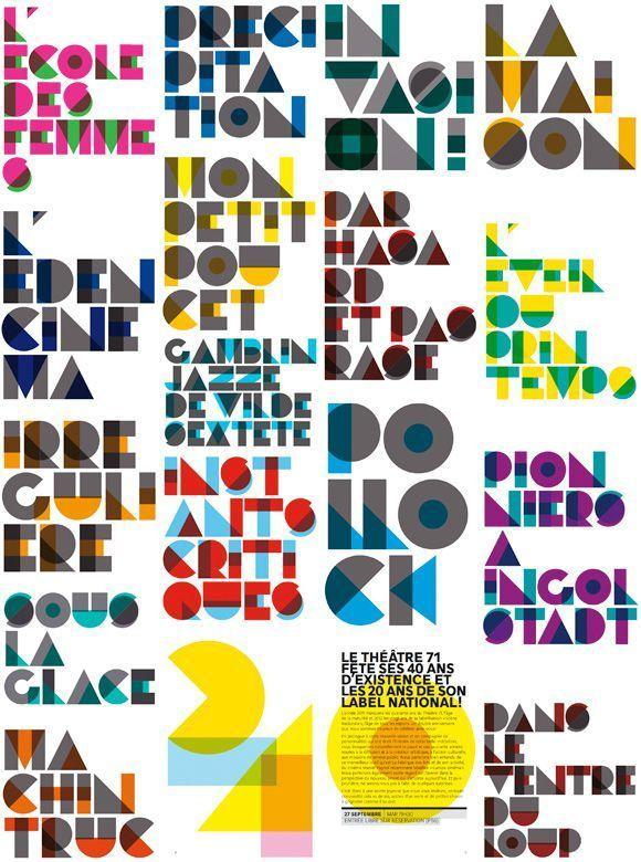 Malte Martin est un graphiste franco-allemand. Fait parti de Grapus. Il conçoit plusieurs types d'affiches se basant sur les fondamentaux tel le signe distinctif comme le point, et travaille également la couleur ainsi que les contrastes qu'elles apportent. Il aborde également la typographie comme moyen visuel et applique de nombreuses méthodes simples et efficaces pour développer un style bien à lui.
