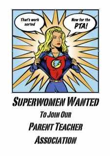 Great Parent Teacher Association posters for your PTA / PTO. All free to download and print