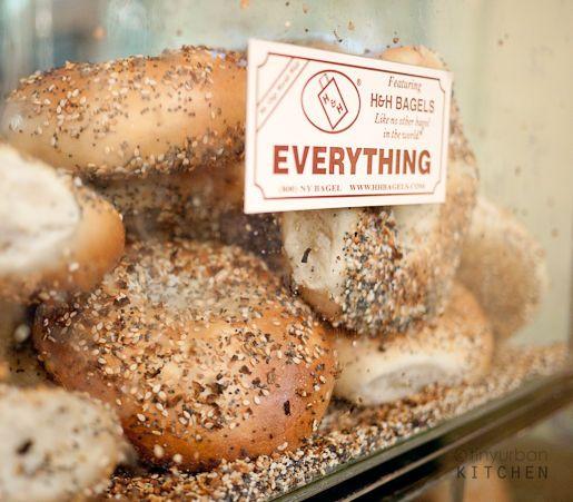 H & H Bagels, NY, NY