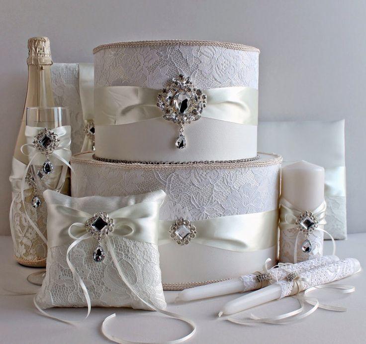 Свадебные аксессуары в комплекте