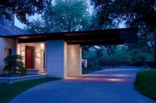 Porte Cochere Design Ideas Pictures Remodel And Decor Architecture Modern Driveway Carport Designs