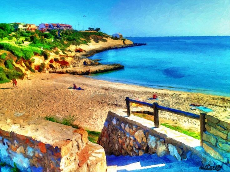 Balai spiaggia di Porto Torres