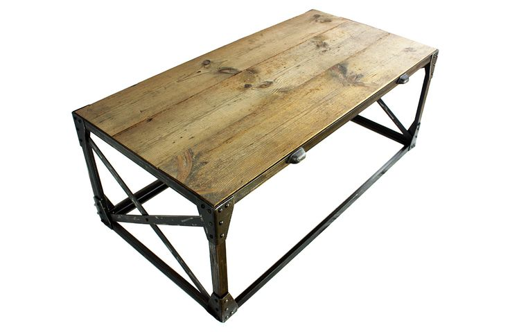 Coffee Table/ Stolik kawowy TREASURE BOX