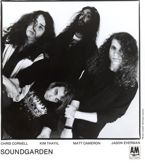 1000+ images about soundgarden on Pinterest | Chris cornell, Black ...