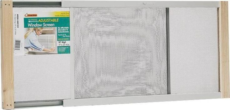 Marvin AWS1533 Adjustable Window Screen, 15""