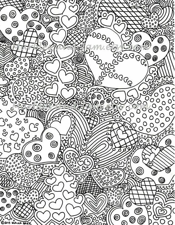 2855 best COLORING PAGES images on Pinterest Coloring books - fresh abstract ocean coloring pages
