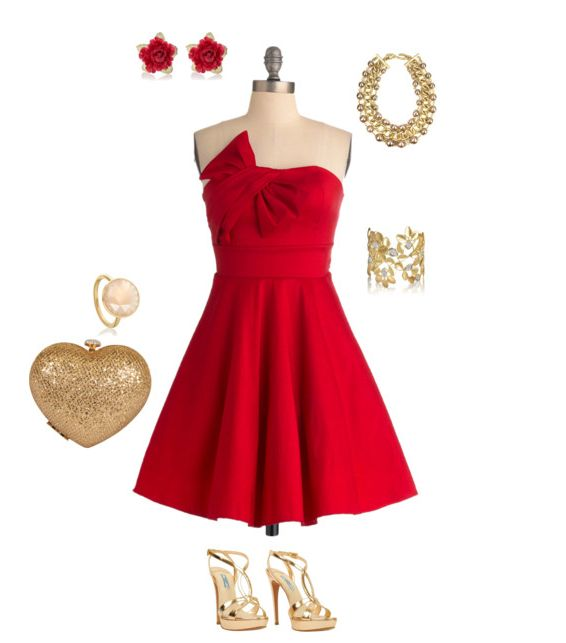 1000+ Ideas About Valentines Day Dresses On Pinterest