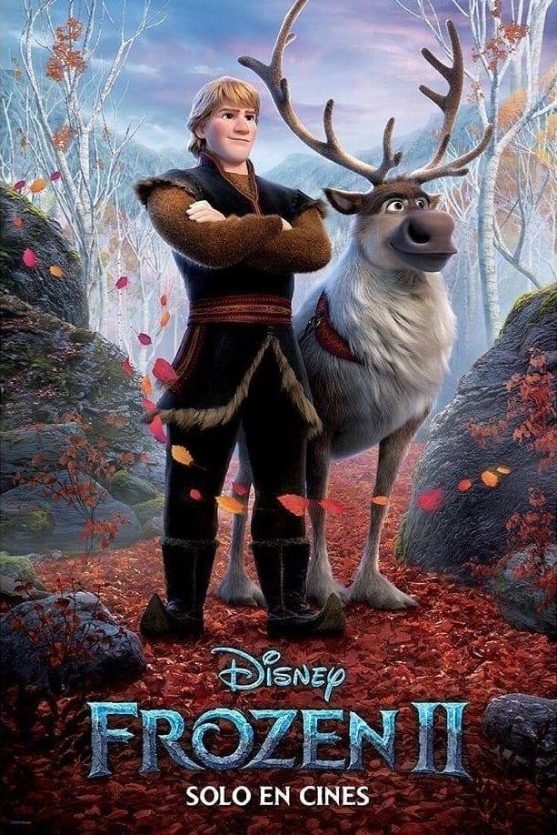 Frozen 2 Trailer Poster Oficial Disney Imagenes Frozen Disney Disney