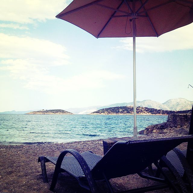 Minos Palace private beach, photo credits anna_bella_84