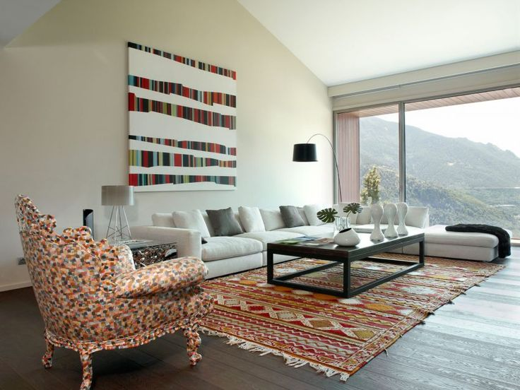 GCA Architects Design a Detached Family House with Stunning Views in Andorra