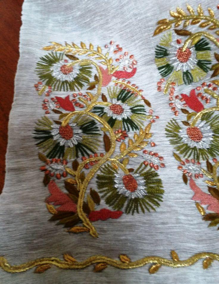 Fantastic- Turkish embroidery.
