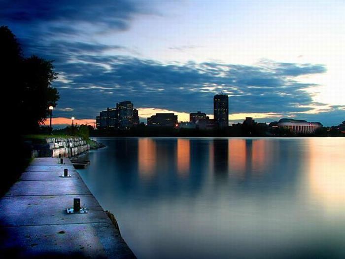 Rio Ottawa, Canadá