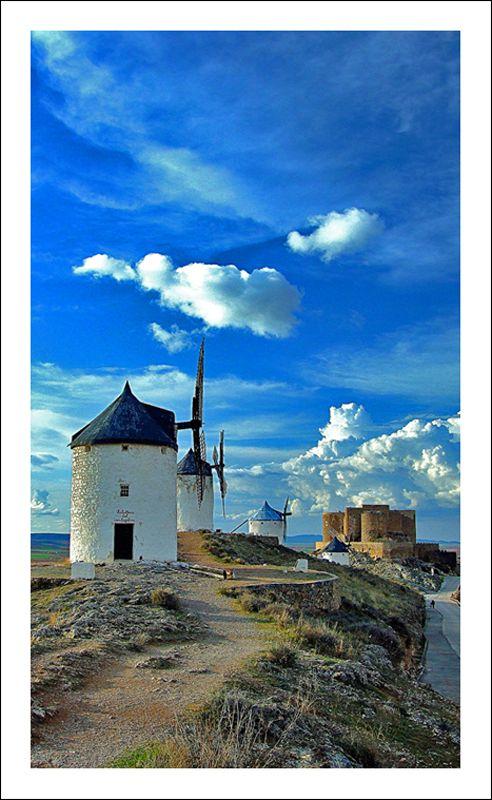 La Mancha, Spain