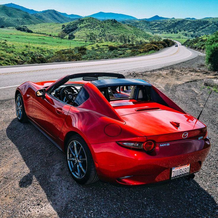 Review: Mazda Miata RF