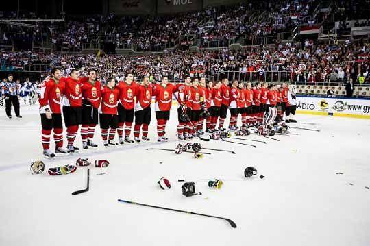 Ismét a világelitben a Magyar jégkorong válogatott
