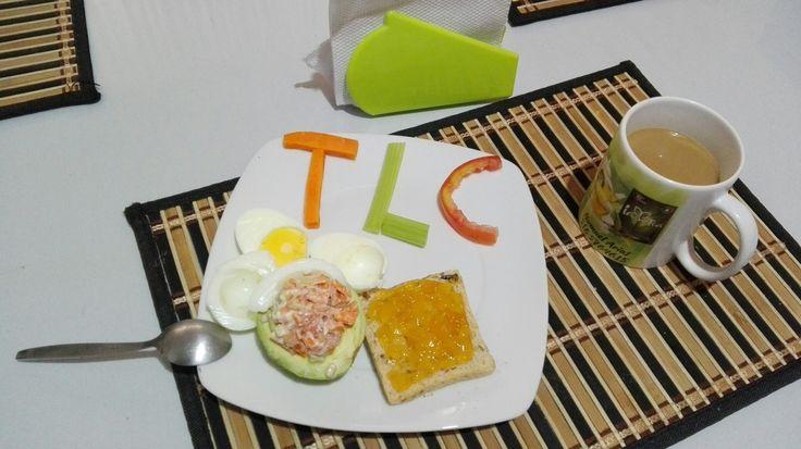 Pérdida de peso con Total Life Changes y este desayuno te da energía y vitalidad