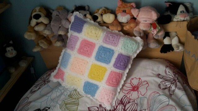 Lins cushion xxx