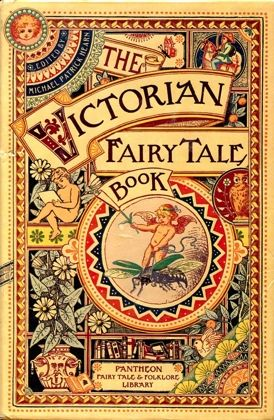 Beautiful Fairy Tale books... Victorian Fairy Tale Book